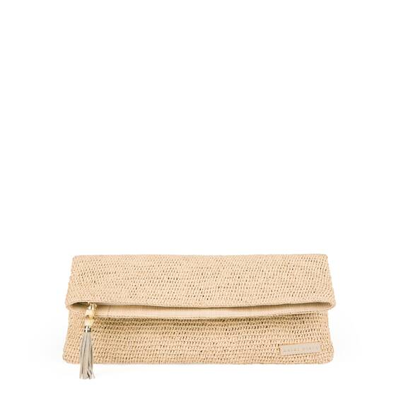 Grace Bay Super Mini Bamboo Cross Body Clutch