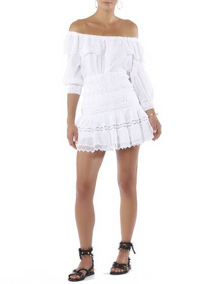 Blouse Vero, white
