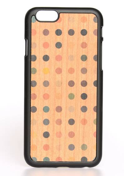 iPhone 6 Case 'Colored Pois'