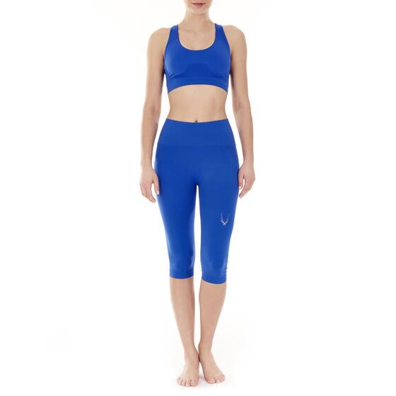 Technical Knit Capri