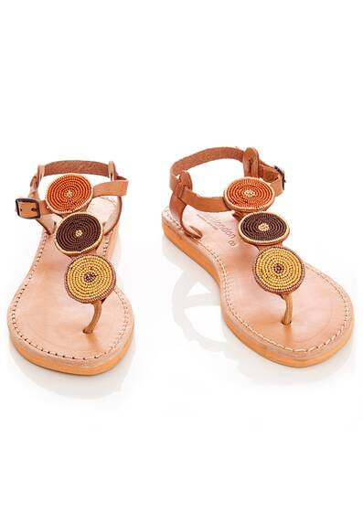 Isco LP Sandals, brown