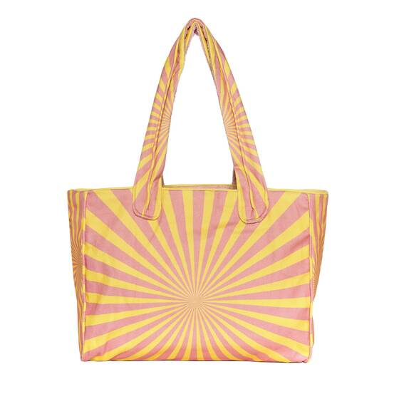 Tote Beach Bag, Lollipop
