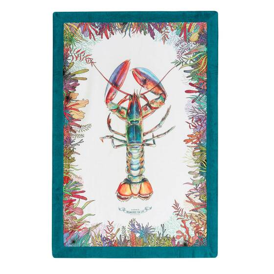 Signature Beach Towel, WWF Lobster
