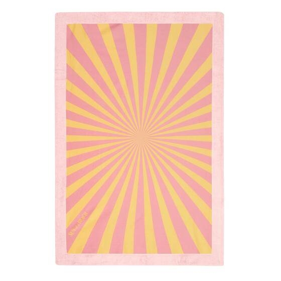Signature Beach Towel, Lollipop