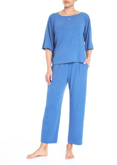 Louisianne Top, blue