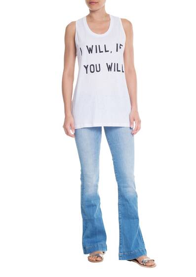Tanktop I Will, If You Will