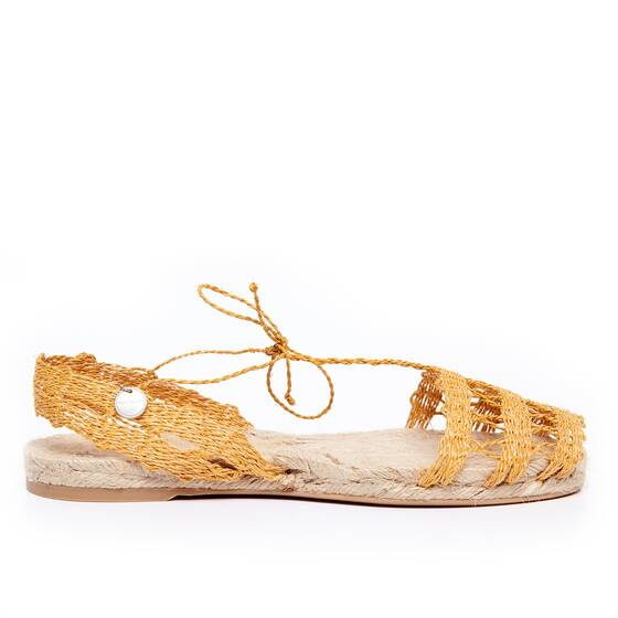 Espadrilles Wheat Double Calada